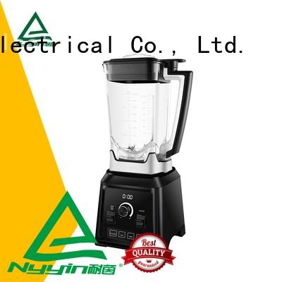 Nyyin display blender machine for juice for food science