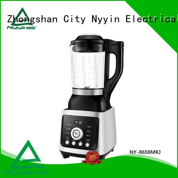 Nyyin glass jug blender manufacturer for hotel