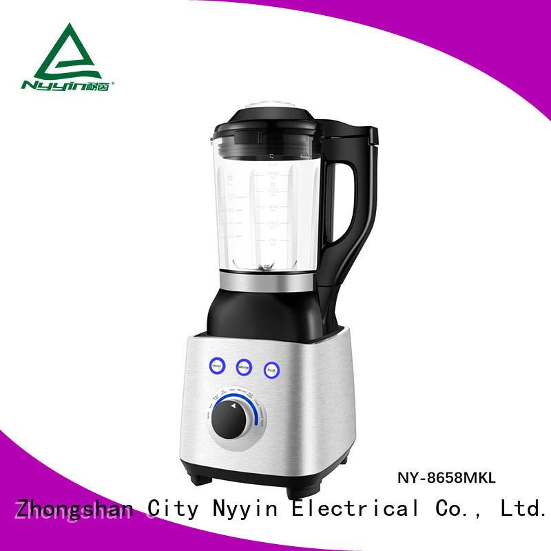 Nyyin presets multi function soup maker manufacturer for food science