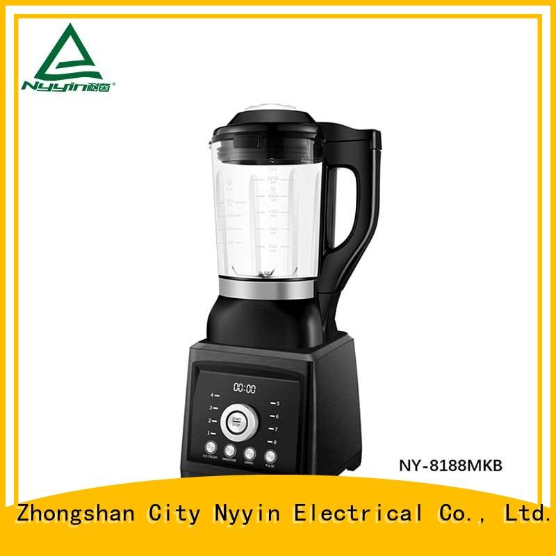 Nyyin cast cooks soup maker for business for canteen