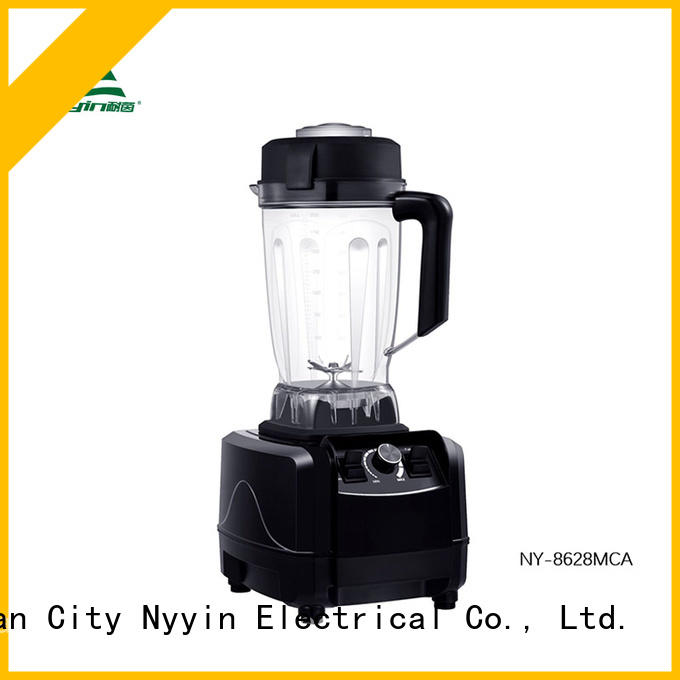 Nyyin 20l25l39l quiet smoothie blender Supply for breakfast shop