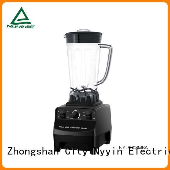 Nyyin ny8638mxa commercial blender Supply for restaurant