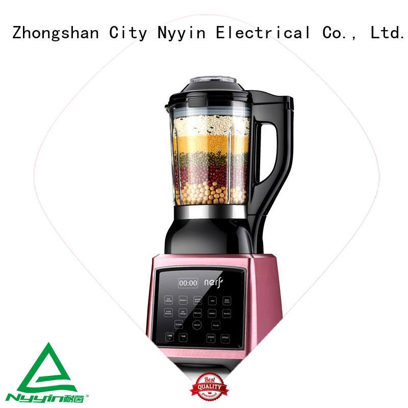 Nyyin durable commercial blender wholesale for breakfast shop