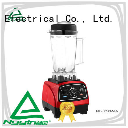 Nyyin switch food blenders manufacturer for breakfast shop