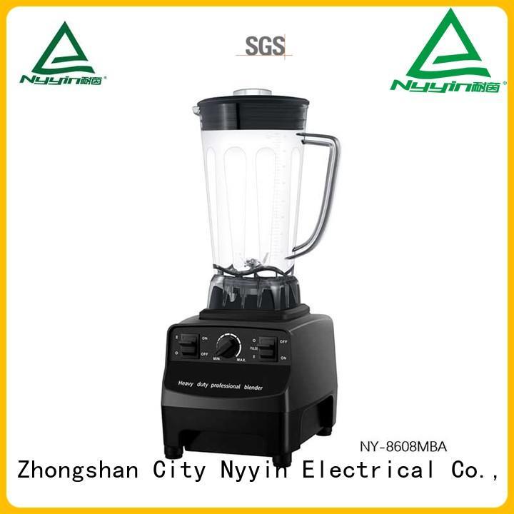 Nyyin fruit commercial blender high speed for Milk tea shop