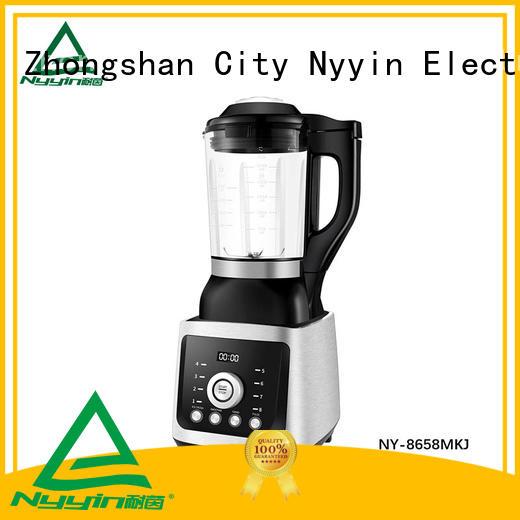 Nyyin practical glass jug blender for sale for food science