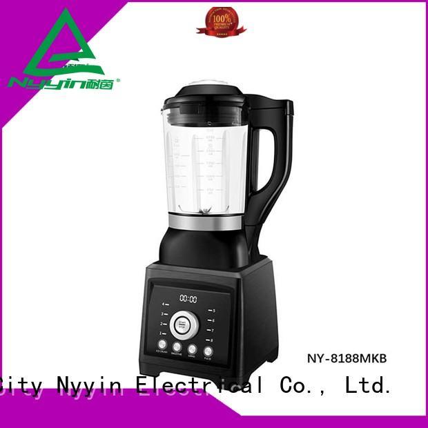 Nyyin presetsaluminum professional blender easy operation for hotel