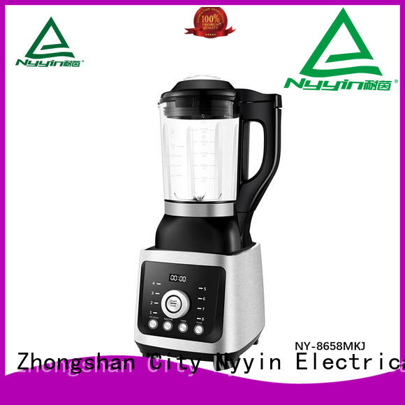 Nyyin cast electric blender Suppliers for breakfast shop