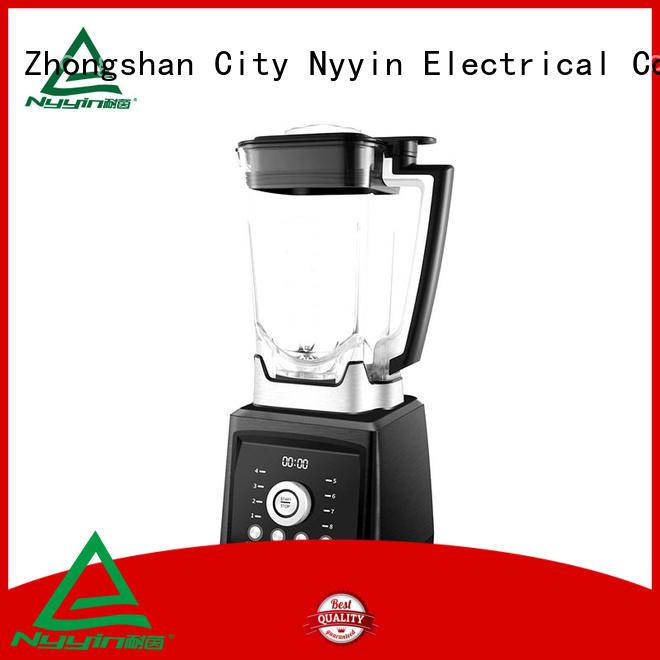 Nyyin kitchen power blender supplier for breakfast shop for milk tea shop