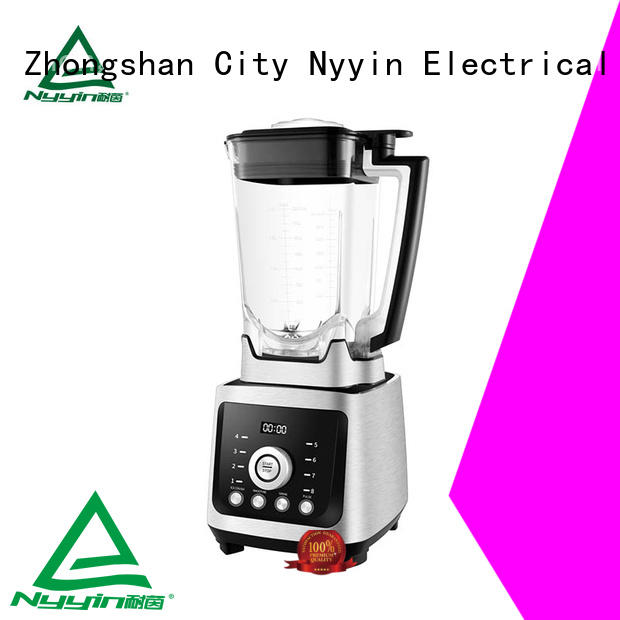 Nyyin best fruit smoothie blender Supply for food science