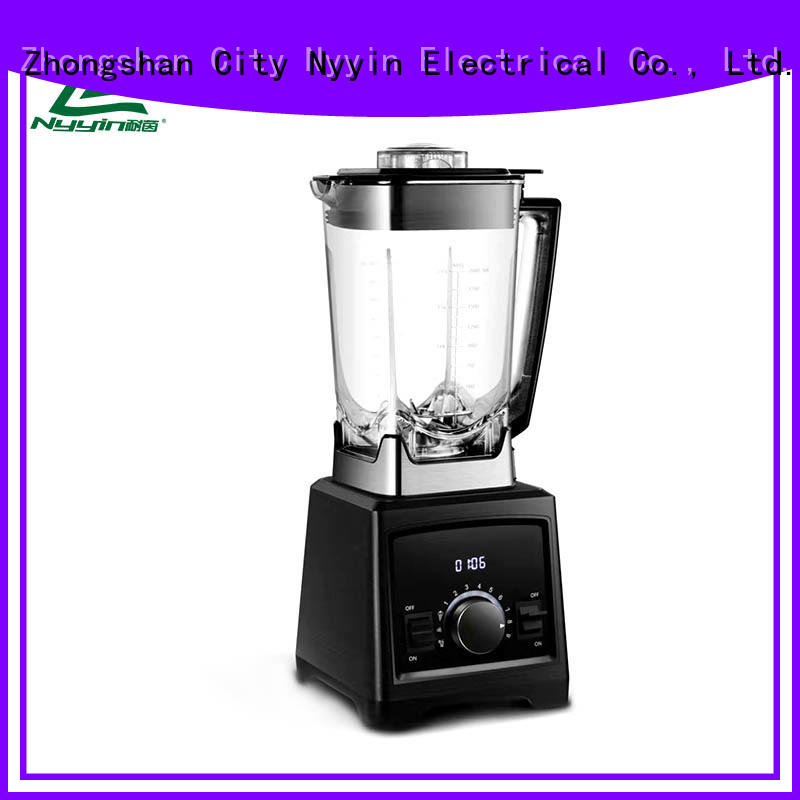 Nyyin New multi function blender company for beverage shop