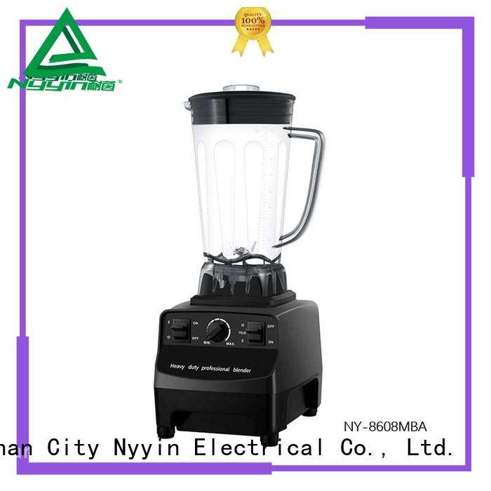 Nyyin juice professional smoothie blender company for hotel