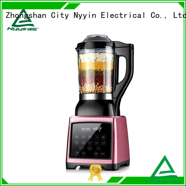 Nyyin display multi blender and soup maker wholesale for Milk tea shop