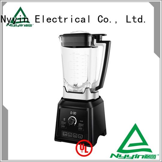 Nyyin top ice blender machine rotary for food science