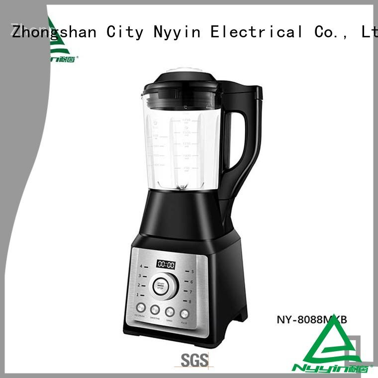 electric blender presets easy operation for bar