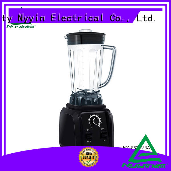 Nyyin tritan commercial grade blender for food science