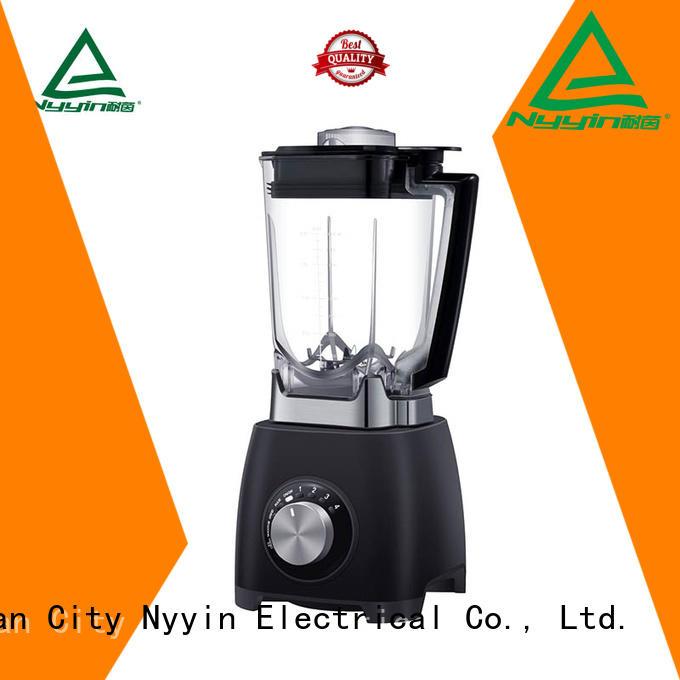 Nyyin ce grinder blender manufacturer for beverage shop