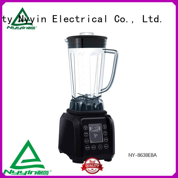 Nyyin durable glass jug blender cecb home