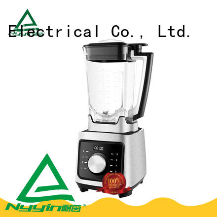 Nyyin presetsgs heavy duty commercial blender for green smoothie for food science