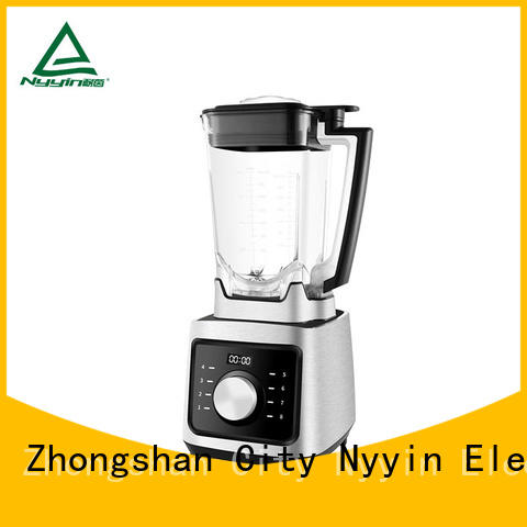 Nyyin Custom high performance commercial blender manufacturers for hotel