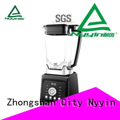 Nyyin safe ice blender machine fruit for food science