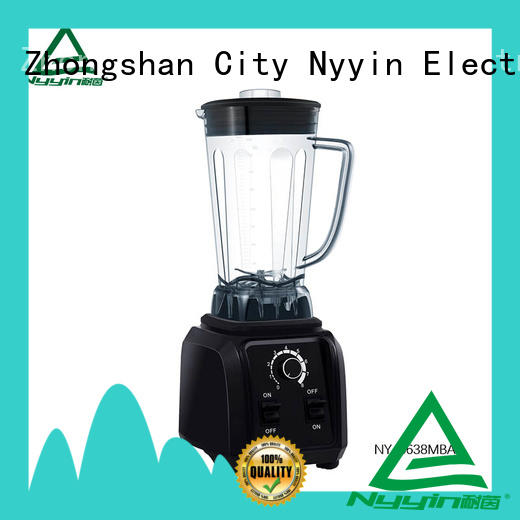 Nyyin safety commercial milkshake blender for restaurant