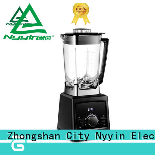 simple operation wholesale commercial blenders high speed hotel, bar, restaurant, kitchen, beverage shop, canteen, breakfast shop Milk tea shop, microbiology labs and food science Nyyin
