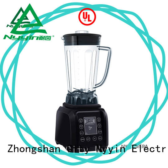 switchtouch professional blender high speed for canteen Nyyin