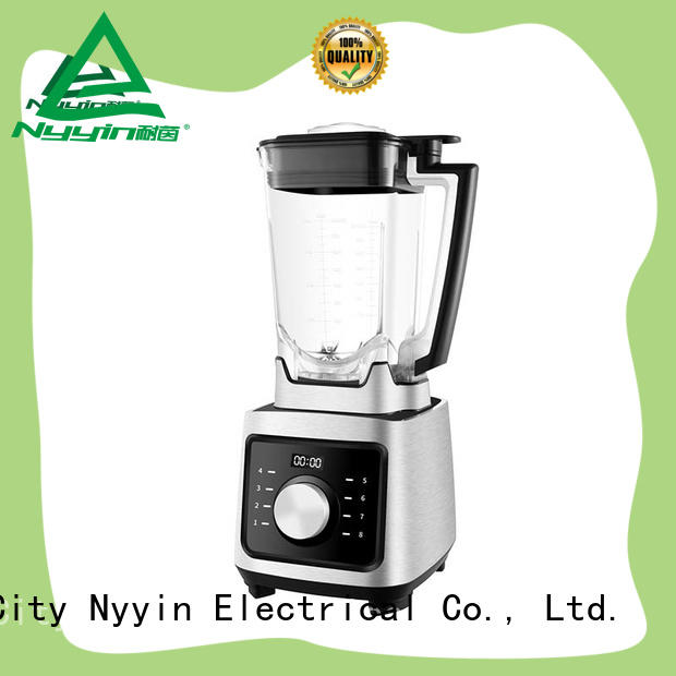 Nyyin dial quiet blender for restaurant