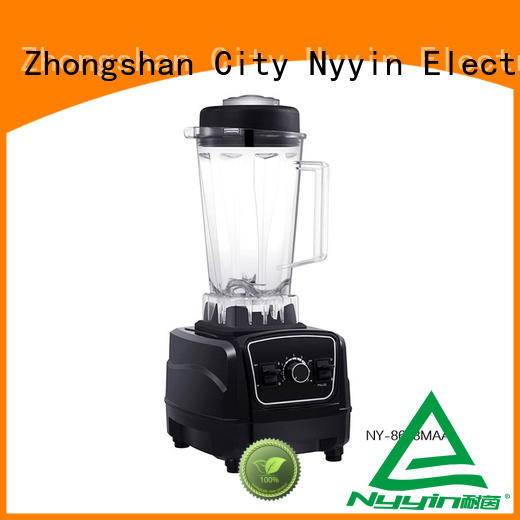 Nyyin smoothie commercial blender machine company for kitchen