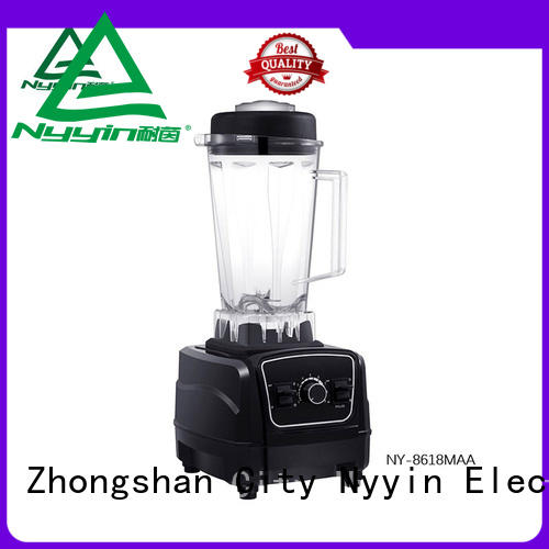 Nyyin simple operation food blenders supplier for hotel