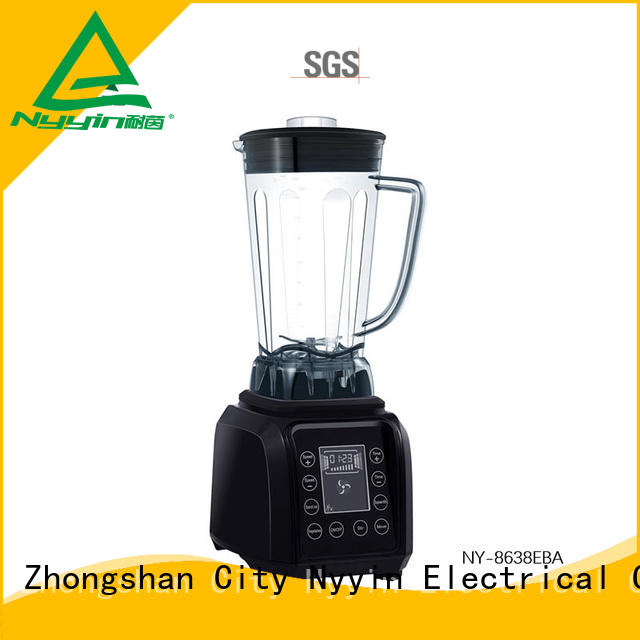 safe glass blenders for sale high speed hotel, bar, restaurant, kitchen, beverage shop, canteen Nyyin