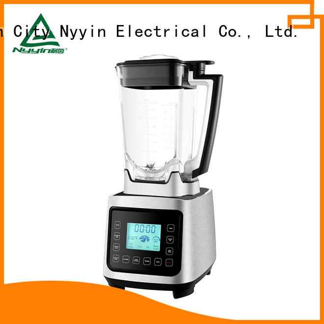Nyyin High-quality glass smoothie blender Supply for beverage shop