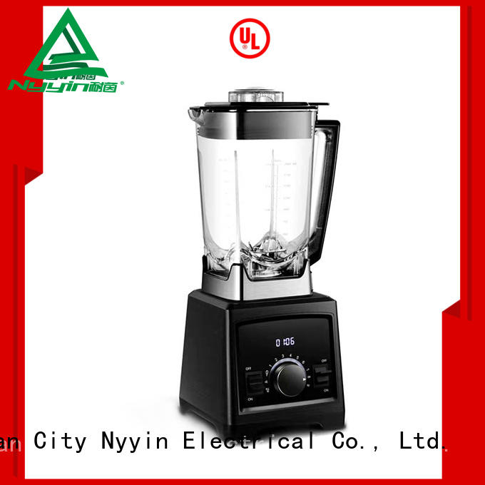 Nyyin smoothie drink blender for ice for kitchen