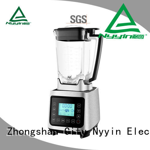 touch control heavy duty blender housing high quality for canteen