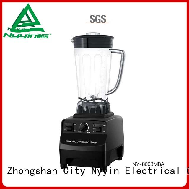 Nyyin duty commercial food blenders sale for ice hotel, bar, restaurant, kitchen, beverage shop, canteen, breakfast shop Milk tea shop, microbiology labs and food science