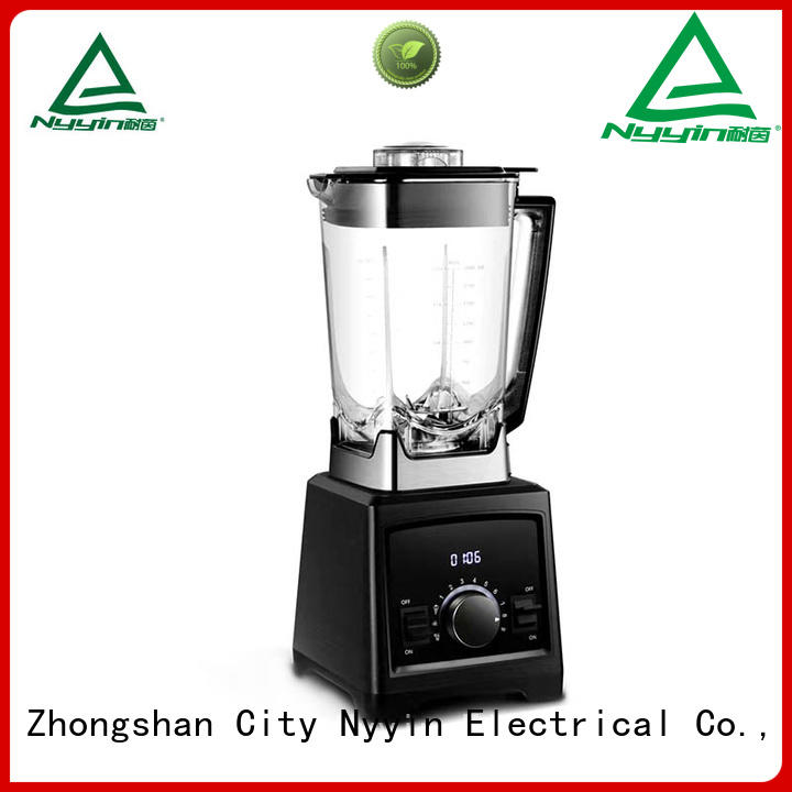 Nyyin etl commercial blender for restaurant manufacturer for food science