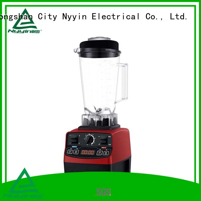 Nyyin cast ice blender machine for juice for breakfast shop for milk tea shop