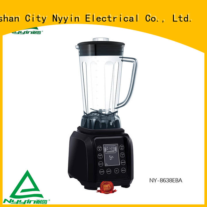 Nyyin control professional smoothie blender factory for restaurant