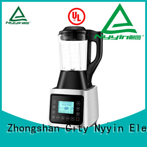 stainless steel quiet powerful blender high speed for canteen Nyyin