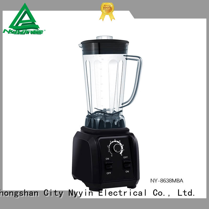 Nyyin lights food blender high speed for canteen