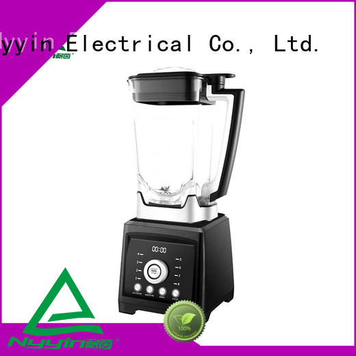 Nyyin button powerful blenders supplier for breakfast shop for milk tea shop