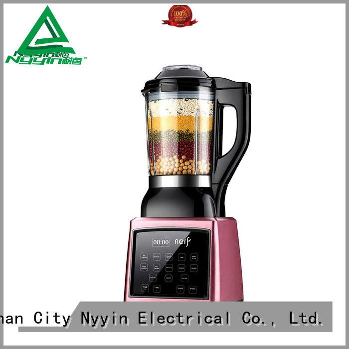 Nyyin 1400w soup blender and cooker manufacturers for food science