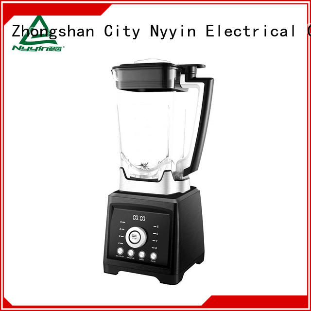 Nyyin easy vegetable juice blender company for home