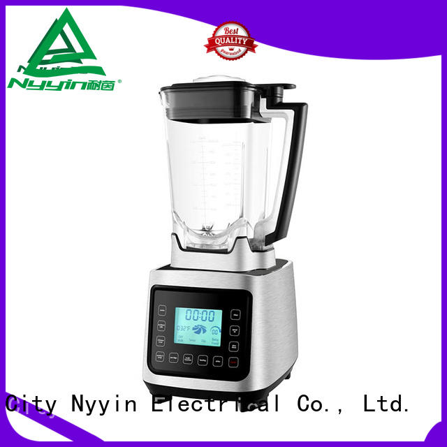 Nyyin 2000w glass smoothie blender wholesale for bar