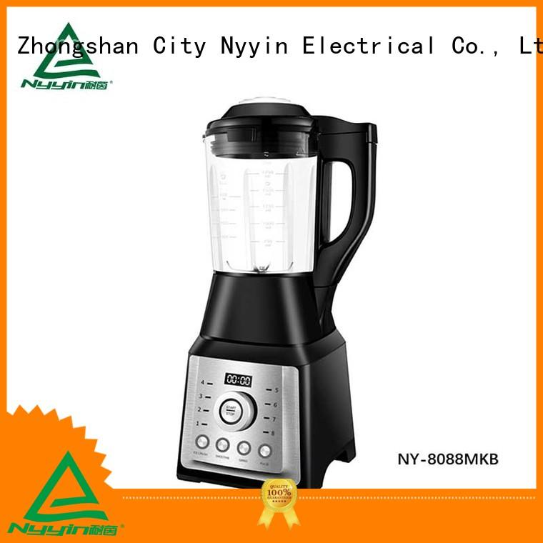 self-cleaning glass jug blender maker for sale for canteen